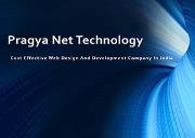 Presentation for Pragyanet Technology Powerpoint Presentation