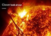 Closer Look of Sun Powerpoint Presentation