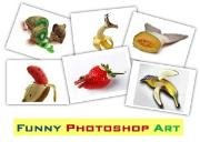 Funny Photoshop Art Powerpoint Presentation