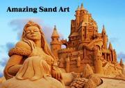 Sand Sculpture Art Powerpoint Presentation