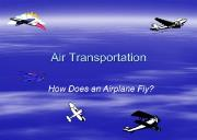 Question - How Does an Airplane Fly Powerpoint Presentation