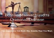 Boston Massachusetts Criminal Defense Powerpoint Presentation