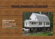 Home Inspector Concord NC - Home Solution Service Powerpoint Presentation