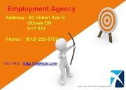 Myticas Consulting - Work Employment Agency Powerpoint Presentation