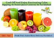 Cool Off And Enjoy Fascinating Calm Sipping At Sweet Juice Centres In Faridabad Powerpoint Presentation