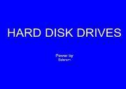 Hard Disk Types Powerpoint Presentation