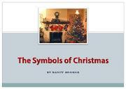 Symbols Of Christmas Powerpoint Presentation