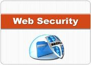 Web Security Powerpoint Presentation