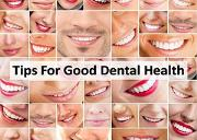 Tips for good dental health Powerpoint Presentation