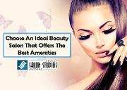 Choose An Ideal Beauty Salon That Offers The Best Amenities Powerpoint Presentation