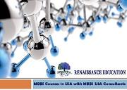 MBBS Courses in USA with MBBS USA Consultants Powerpoint Presentation