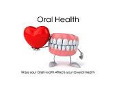 Ways your Oral Health Affects your Overall Health Powerpoint Presentation