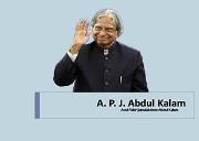 APJ Abdul Kalam Powerpoint Presentation