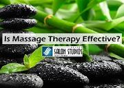 Is Massage Therapy Effective? Powerpoint Presentation