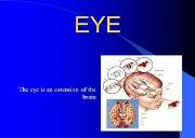 Eye Powerpoint Presentation