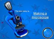 Making A Microscope Powerpoint Presentation