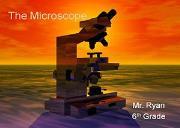 The Microscope Powerpoint Presentation