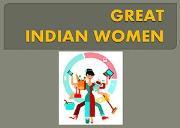 Great Indian Women Powerpoint Presentation