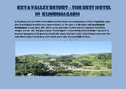 Keya Valley Resort – The Best Hotel in Kumbhalgarh Powerpoint Presentation