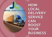 How local delivery service can boost your business Powerpoint Presentation