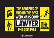 Top Benefits of Finding the Best Workmans comp lawyer Philadelphia Powerpoint Presentation