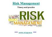 Risk management Powerpoint Presentation