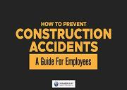 How To Prevent Construction Accidents - A Guide For Employees Powerpoint Presentation