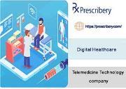 Telemedicine Technology Company - Virtual Care Technology Powerpoint Presentation