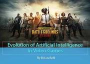Evolution of AI in Video Games Powerpoint Presentation