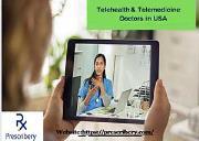 Virtual Physician Online Treatment Powerpoint Presentation