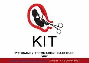 MTP kit Pregnancy Termination in a Secure Manner Powerpoint Presentation