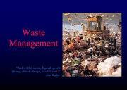 Waste Management Powerpoint Presentation