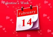 Valentines Week (A week of love) Powerpoint Presentation