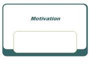 Motivation Info Powerpoint Presentation