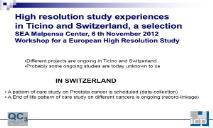 Switzerland City PowerPoint Presentation