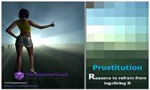 Prostitution Reasons to Refrain From Legalizing it PowerPoint Presentation
