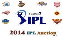 2014 IPL 7 Auction PowerPoint Presentation