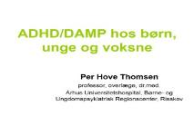 ADHD-DAMP PowerPoint Presentation