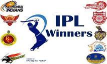 Indian Premier League Winners PowerPoint Presentation