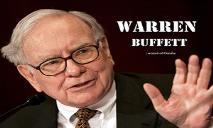 Warren Buffet (Sage of Omaha) PowerPoint Presentation