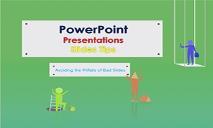 PowerPoint Presentation Slides Tips PowerPoint Presentation