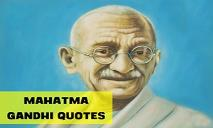 Top 10 Mahatma Gandhi Motivational and Inspirational Quotes PowerPoint Presentation