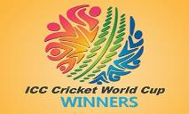 ICC Cricket World Cup Winners PowerPoint Presentation