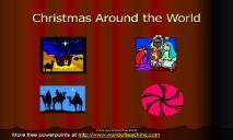 Christmas for teachers PowerPoint Presentation