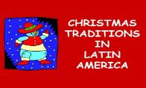 Christmas in Puerto Rico PowerPoint Presentation