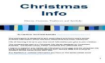 Christmas (Governess Australia PPT) PowerPoint Presentation