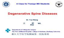 Body Back pain PowerPoint Presentation