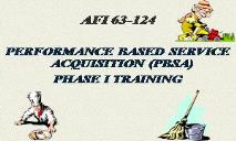 PRINCIPLES AND POLICIES OF AIR FORCE SERVICE PowerPoint Presentation
