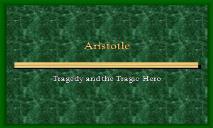 Aristotle-Havliceks classroom - Home PowerPoint Presentation