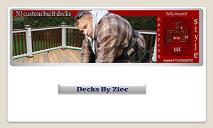 Decks By Ziec PowerPoint Presentation
